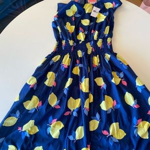 kate spade Dresses - Kate Spade Lemon dress Size 14 NEW with tags .